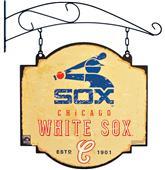 Winning Streak MLB White Sox Vintage Tavern Sign