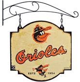 Winning Streak MLB Orioles Vintage Tavern Sign