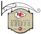 Winning Streak NFL Chiefs Vintage Tavern Sign