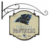 Winning Streak NFL Panthers Vintage Tavern Sign
