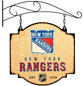 Winning Streak NHL New York Vintage Tavern Sign