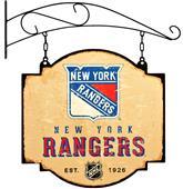 Winning Streak NHL New York Vintage Tavern Sign