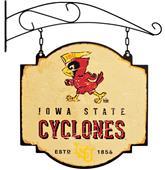 Winning Streak NCAA Iowa State Vintage Tavern Sign