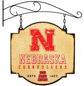 Winning Streak NCAA Nebraska Vintage Tavern Sign