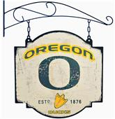 Winning Streak NCAA Oregon Vintage Tavern Sign