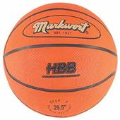 Markwort Extra Heavy 40 oz Rubber Basketballs