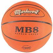 Markwort Superior Rubber Basketballs
