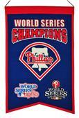 Winning Streak MLB  Phillies Champs Banner
