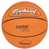 Markwort Junior Size 5 Rubber Basketballs