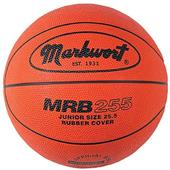 Markwort Youth Size Rubber Basketballs