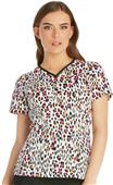 Cherokee Women's Runway V-Neck Scrub Top