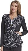 Careisma Women's Contemporary Fit Zip Front Jacket