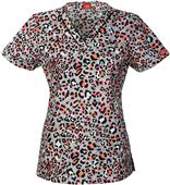 Dickies Women's Modern Classic V-Neck Scrub Top