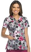 Dickies Women's Gen Flex V-Neck Scrub Tops