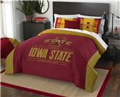 Northwest Iowa State Full/Queen Comforter & Shams