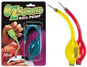 ezSqueeze Ball Pumps