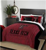 Northwest Texas Tech Full/Queen Comforter & Shams