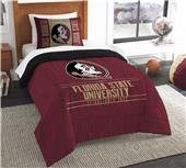 Northwest Florida State Twin Comforter & Sham
