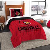 Northwest Louisville Twin Comforter & Sham
