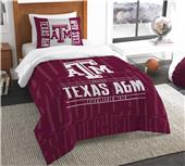 Northwest Texas A&M Twin Comforter & Sham