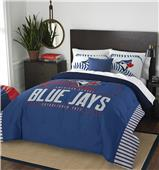 Northwest MLB Blue Jays Full/Queen Comforter/Shams