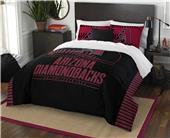 Northwest MLB D-Backs Full/Queen Comforter & Shams