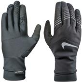 NIKE Womens Storm-Fit Hybrid Running Gloves