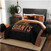 Northwest MLB Giants Full/Queen Comforter & Shams