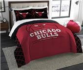 Northwest NBA Bulls Full/Queen Comforter & Shams