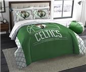 Northwest NBA Celtics Full/Queen Comforter & Shams