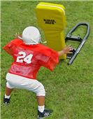 Hadar Football One Man Junior Blocking Sled