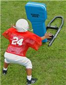 Hadar Football One Man Junior Blocking Sled