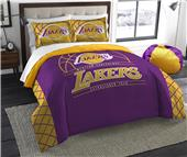 Northwest NBA Lakers Full/Queen Comforter & Shams