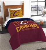 Northwest NBA Cavaliers Twin Comforter & Sham