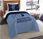 Northwest NBA Grizzlies Twin Comforter & Sham