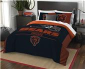 Northwest NFL Bears Full/Queen Comforter & Shams