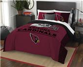 Northwest NFL Cardinals Full/Queen Comforter/Shams