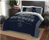 Northwest NFL Cowboys Full/Queen Comforter & Shams