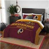 Northwest NFL Redskins Full/Queen Comforter/Shams