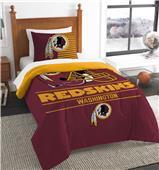 Northwest NFL Redskins Twin Comforter & Sham