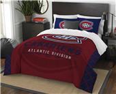Northwest NHL Canadiens Full/Queen Comforter/Shams
