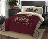 Northwest NHL Coyotes Full/Queen Comforter/Shams
