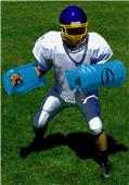 Hadar Shiver Boxer Arm Pads Football