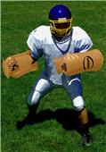 Hadar Shiver Boxer Arm Pads Football