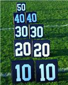 Hadar Weighted Football Side Line Markers