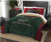 Northwest NHL Wild Full/Queen Comforter & Shams