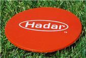 Hadar Football Orange Spot Target Field Marker