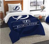 Northwest NHL Lightning Twin Comforter & Sham