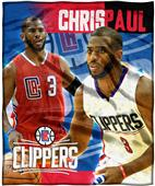 Northwest NBA Chris Paul HD Silk Touch Throw