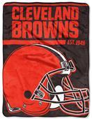 Northwest NFL Browns 40yd Dash Raschel Throw